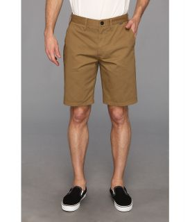 Hurley One Only Chino Walkshort Mens Shorts (Beige)