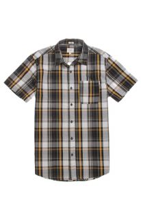 Mens Ambig Shirts   Ambig Graham Short Sleeve Woven Shirt