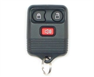 2007 Ford Econoline E Series Keyless Entry Remote