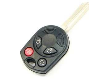 2007 Lincoln MKX Keyless Entry Remote key