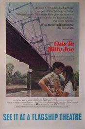 Ode to Billy Joe (Deluxe Rolled) Movie Poster