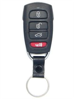 2011 Hyundai Genesis Sedan Keyless Entry Remote