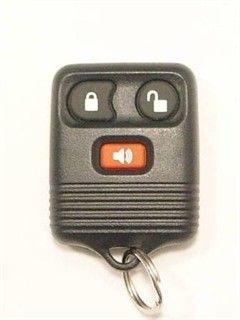2001 Ford F 250 Keyless Entry Remote