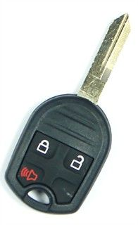 2012 Ford F 350 Keyless Entry Remote Key
