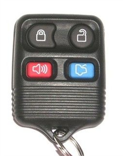 2011 Lincoln Town Car Keyless Entry Remote   Used