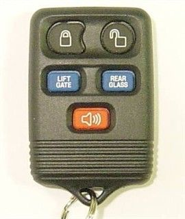 2009 Lincoln Navigator Keyless Entry Remote w/ liftgate   Used