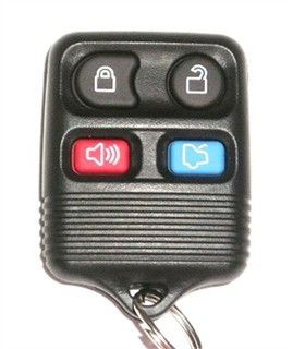 2009 Ford Crown Victoria Keyless Entry Remote   Used