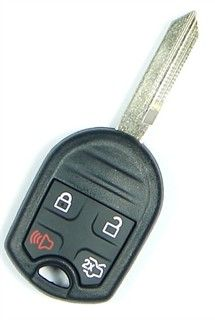 2011 Lincoln MKZ Keyless Entry Remote key