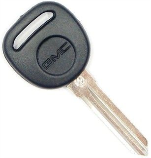 2014 GMC Savana transponder key blank