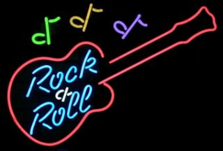 Rock & Roll Sign