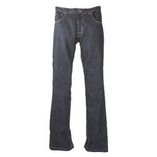 Grindz Mens Padded Denim Slim Fit  Black   36