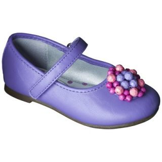 Toddler Girls Cover Girl Jaray Ballet Flats   Purple 7