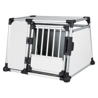 Scratch Resistant Metallic Crate   Extra Large