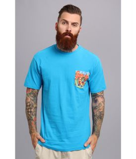 Neff Nifty Premium Tee Mens T Shirt (Blue)