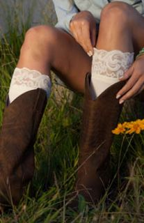 Bootights 3712 Darbys Knee High with Ankle Sock