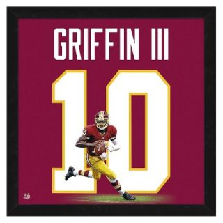 NFL Washington Redskins Robert Griffin III Framed Uniframe