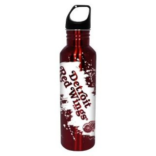NHL Detroit Red Wings Water Bottle   Red (26 oz.)