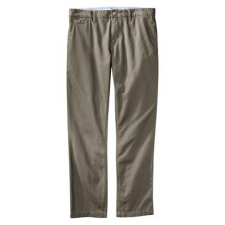 Mossimo Supply Co. Mens Slim Fit Chino Pants   Bitter Chocolate 40x32