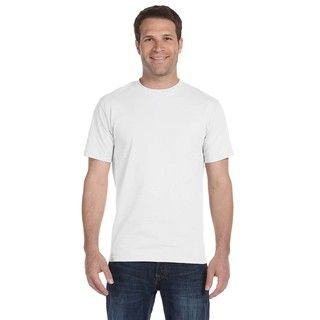 Fruit Of The Loom Mens Cotton Lofteez Hd Undershirts (pack Of 12)