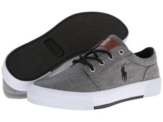 Polo Ralph Lauren Kids Faxon II Boys Shoes (Gray)