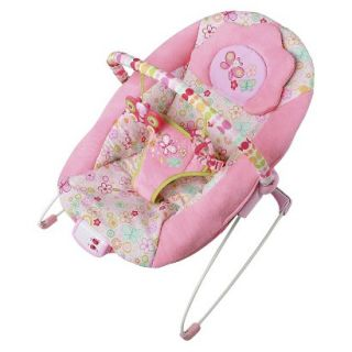 Bright Starts Flutter Dot Bouncer   Pretty in Pink