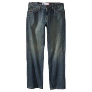 Denizen Mens Straight Fit Jeans 36x32