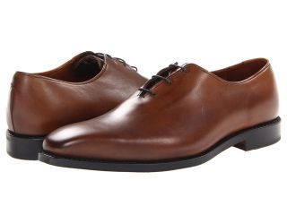 Allen Edmonds Hanover Mens Dress Flat Shoes (Brown)