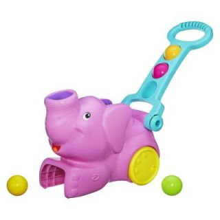 Playskool Popping Park Pop and Pick Up Elephant Toy   Pink