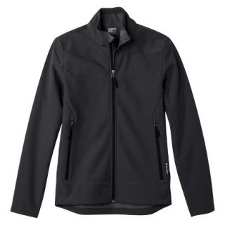 C9 by Champion Mens VentureDry Soft Shell Jacket   Black L