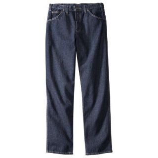 Dickies Mens Relaxed Fit Jean   Indigo Blue 38x32
