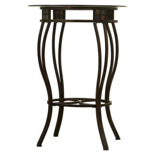 Pub Table Boraam Industries Beau Pub Table   Black