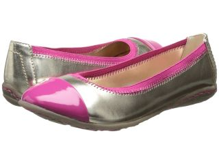 Kenneth Cole Reaction Kids Buck N Roll Girls Shoes (Metallic)