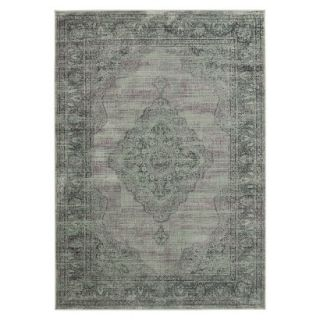 Safavieh Adalene Vintage Area Rug   Light Blue (8x10)