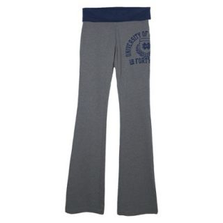 NCAA Womens Notre Dame Pants   Grey (S)