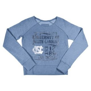 NCAA Kids North Carolina Fleece   Blue (XS)