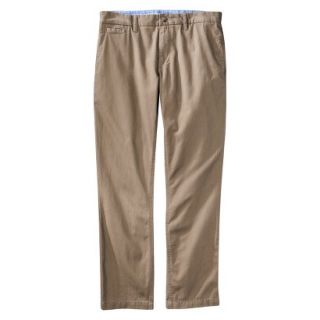 Mossimo Supply Co. Mens Slim Fit Chino Pants   Vintage Khaki 36X32