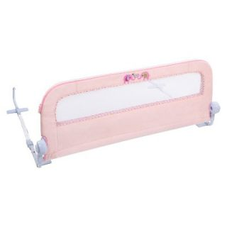 Summer Infant Single Bedrail   Pink Plush