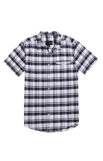 Mens Hurley Shirts   Hurley Ace Oxford Short Sleeve Woven Shirt