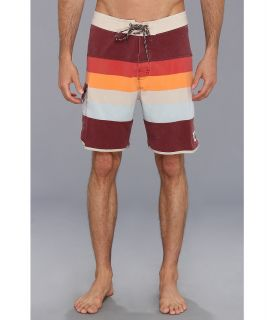 Rip Curl Mirage Free Time Mens Swimwear (Burgundy)