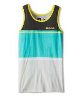 Rip Curl Kids Aggrosection Tank Top Boys Sleeveless (Blue)