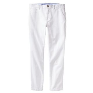 Mossimo Supply Co. Mens Vintage Slim Chino Pants   Fresh White 36X34