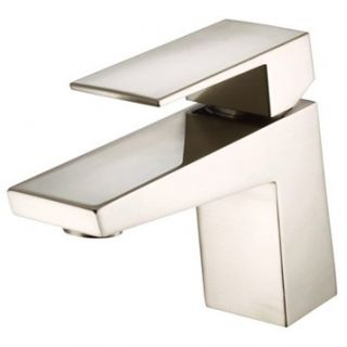 Danze Mid Town Single Handle Lavatory Faucet   Brushed Nickel