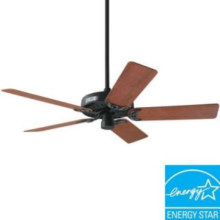 Hunter Classic Original 52 in. Antique Black Ceiling Fan 23855