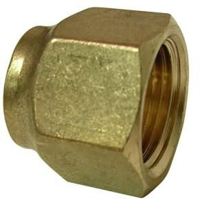 Watts 5/8 in. Brass Forged Flare Nut A 338
