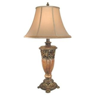 Dale Tiffany Taj Mahal 1 Light Antique Bronze Table Lamp DISCONTINUED SPT11118