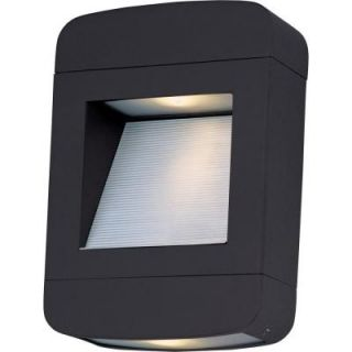 Filament Design Infinite Wall Mount 2 Light Outdoor Architectural Bronze LED Light HD MA42896816