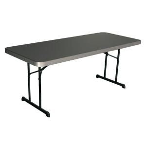 Lifetime 6 ft. Putty Professional Grade Banquet Table 80126