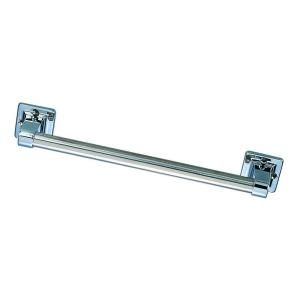 Design House 24 in. x 7/8 in. Residential Safety Grab Bar in Polished Chrome 514190