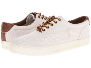 Polo Ralph Lauren Vaughn Mens Lace up casual Shoes (Khaki)