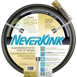 Neverkink 5/8 in. x 50 ft. Commercial Series 4000 Water Hose DISCONTINUED 8884 50